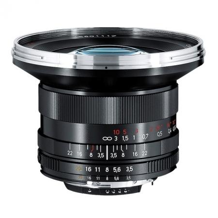 Carl Zeiss Distagon T* 18mm f/3.5 ZF.2 (pentru Nikon F)