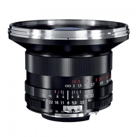 Carl Zeiss Distagon T* 18mm f/3.5 ZF (baioneta Nikon F, focus manual)