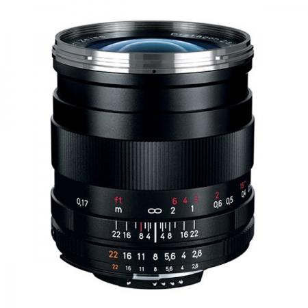 Carl Zeiss Distagon T* 25mm f/2.8 ZF.2 (pentru Nikon F)
