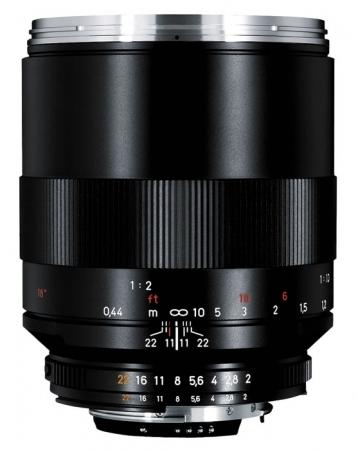 Carl Zeiss Makro-Planar T* 100mm f/2 ZF.2 (baioneta Nikon F, focus manual)