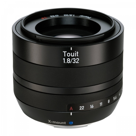 Carl Zeiss Touit 32mm f/1.8 Fuji X ( autofocus )