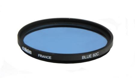 Cokin S025-43 Blue 82C 43mm