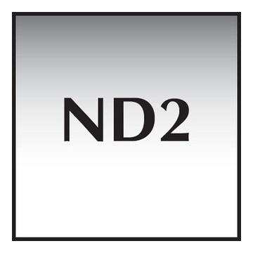 Cokin X121L Gradual Grey G2 - ND2