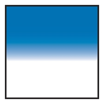 Cokin X123 Gradual Blue B2