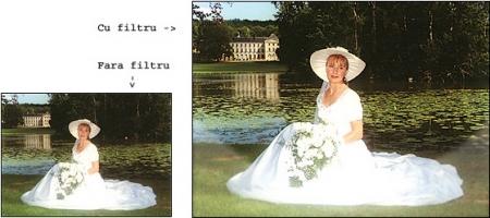 Cokin Z148 Wedding Filter 1 White
