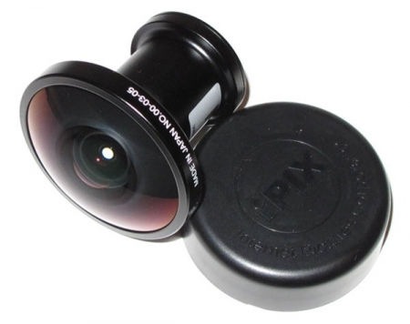 Convertor pentru Nikon P5100/P6000-Nodal Ninja IPIX Fisheye