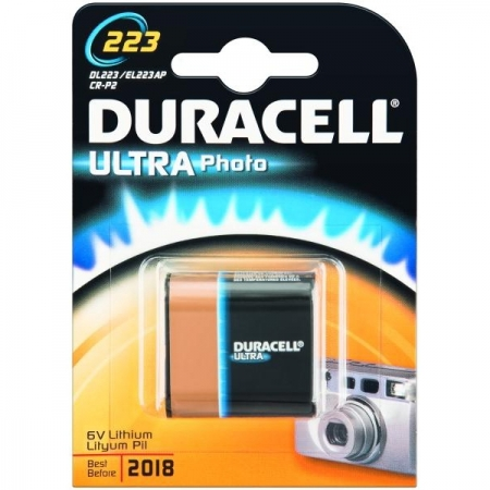 Duracell CR-P2 - baterie foto litiu