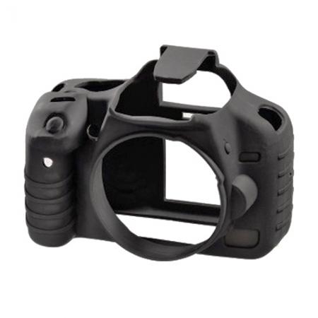 EasyCover Canon 600D - carcasa protectie cauciuc
