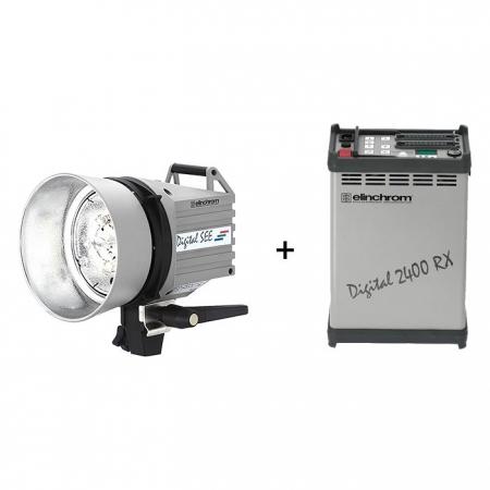 Elinchrom #10302.1 Power Pack - Head Combi 2400WS