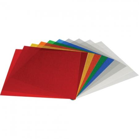 Elinchrom #26243 - set 10 filtre colorate 21cm