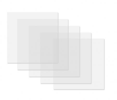 Elinchrom #26246 Set 5 filtre DIFUZIE 44cm