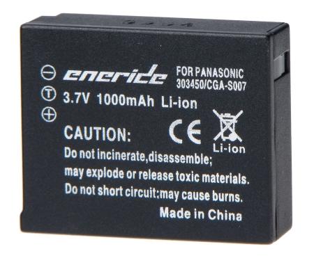 Eneride CGA-S007 - Acumulator replace tip CGA-S007, DMW-BCD10, 1000mAh