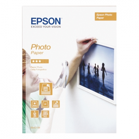 Epson Photo Paper Everyday Use - hartie foto A4 - 25 coli - 190g/mp (S042159)