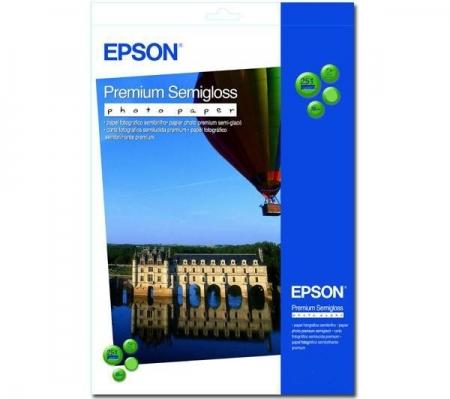 EPSON Premium Semigloss hartie foto 10x15cm - 50coli - 251g/mp (S041765)