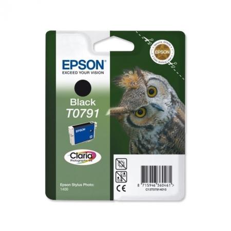 Epson T0791 - Cartus Imprimanta Photo Matte Black pentru Epson R1400 - 1500w