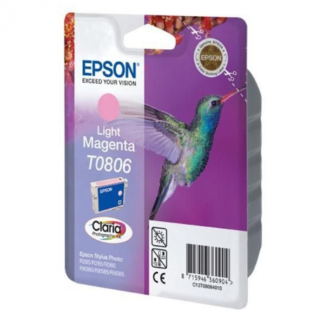 Epson T0806 - cartus Light Magenta