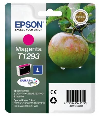 Epson T1293 - Cartus Imprimanta Magenta (large) - Epson SX425W/SX430W/SX440W
