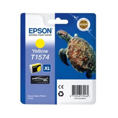 Epson T1574 - Cartus Imprimanta Photo Yellow pentru Epson R3000