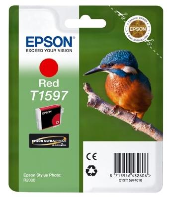 Epson T1597 - Cartus imprimanta Red R2000