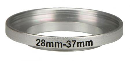 Fancier - Inel reductie Step-up metalic de la 28-37mm