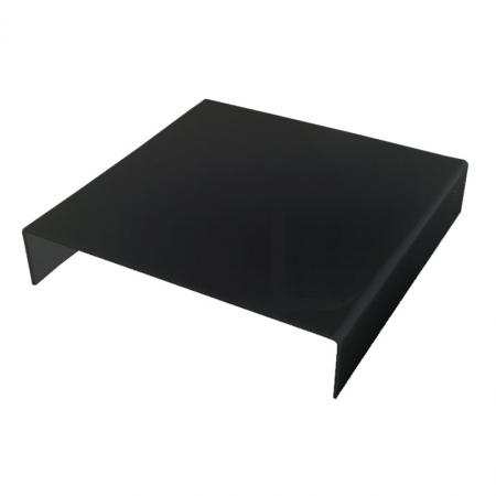 Fancier PS-12 - masa foto 24x24cm acrilica neagra