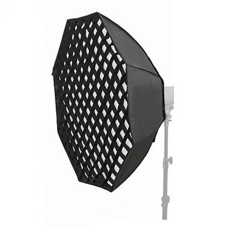 Fancier SB1002/120 - octobox 120cm + grid + inel Elinchrom