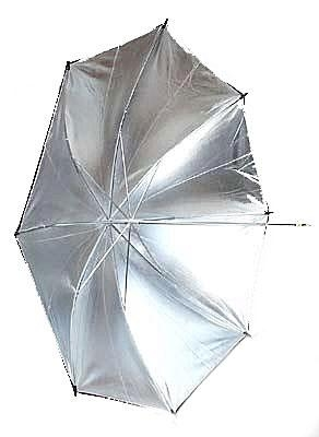 Fancier WOS3002/33 CH Reflector - umbrela reflexie argintie 80cm