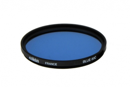 Filtru Cokin S022-67 Blue 80C 67mm