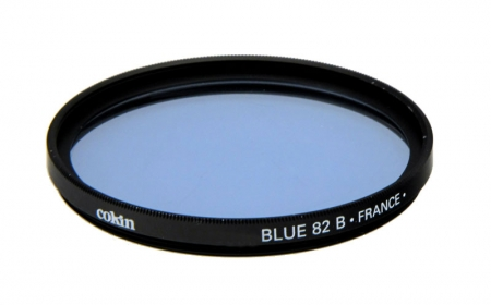 Filtru Cokin S024-67 Blue 82B 67mm