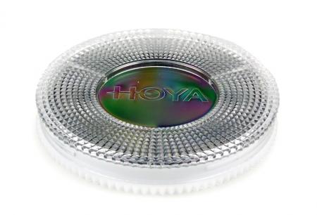Filtrul CPL Hoya Pro Slim