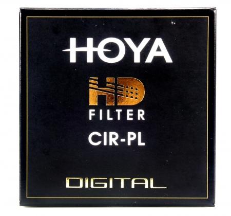 Filtru Hoya HD Polarizare Circulara (PRO-Slim) 72mm