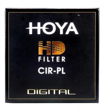 Filtru Hoya HD Polarizare Circulara (PRO-Slim) 77mm