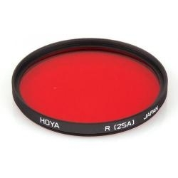 Filtru Hoya HMC Red 25A 72mm