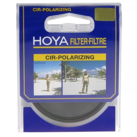Filtru Hoya Polarizare Circulara 55mm