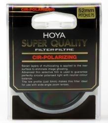 Filtru Hoya  Polarizare Circulara HMC SUPER 52mm