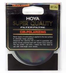 Filtru Hoya Polarizare Circulara HMC Super 67mm