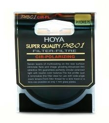 Filtru Hoya Polarizare Circulara Slim Pro1 55mm