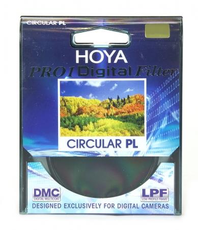Filtru Hoya Polarizare Circulara Slim Pro1 Digital 72mm