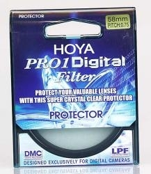Filtru Hoya Protector Pro1 Digital 58mm
