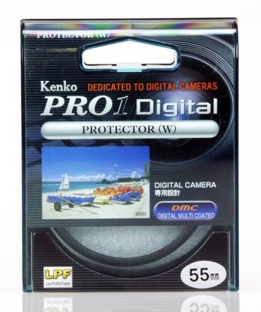 Filtru Kenko Protector PRO1 D 55mm