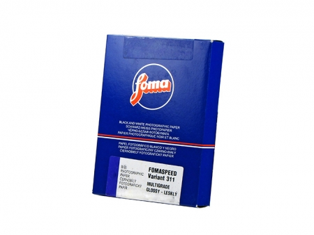 FOMASPEED VARIANT 311R Glossy 10.5x14.8 cm (100 coli) - set hartie alb-negru