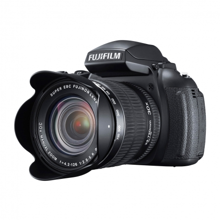 Fuji Finepix HS-30 EXR - zoom 30x, 16Mp, Full HD
