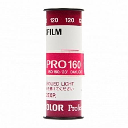 Fujicolor PRO 160NS 120 - Film color lat ISO 160
