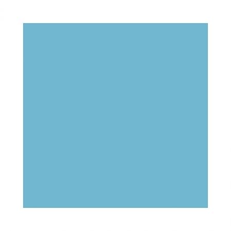 Fundal carton 2.72 x 11m Sky Blue 01