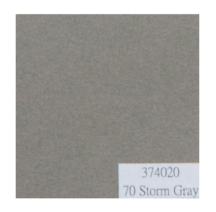 Fundal carton 2.72  x 11m  - Storm Grey