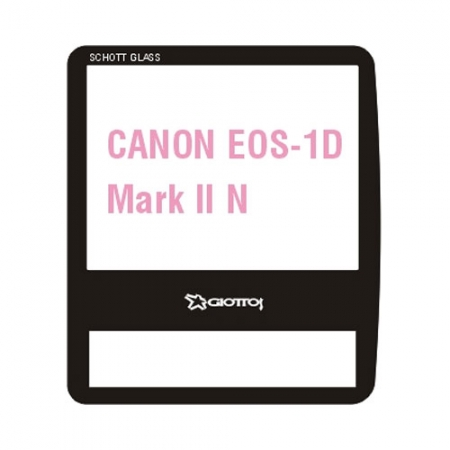 Giottos SP8256 Professional Glass Optic Screen Protector pentru Canon EOS-1D Mark II N