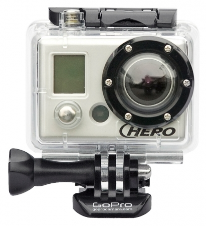 GoPro HERO HD Naked - camera video de actiune, filmare HD