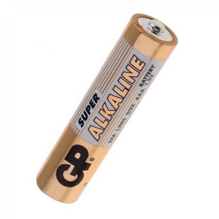GP R3 (AAA) 1,5v - Baterie Alcalina