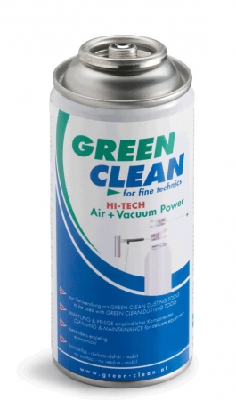 Green Clean Rezerva Spray Hi Tech cu aer 400ml