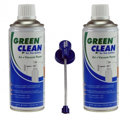 Green Clean Starter Kit GS-2041 - Kit curatare